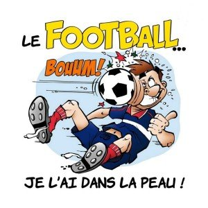 image drole foot